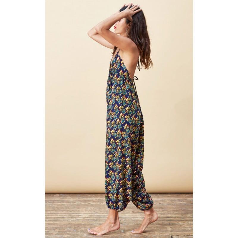 dancing-leopard-jumpsuit-pineapple-print-1