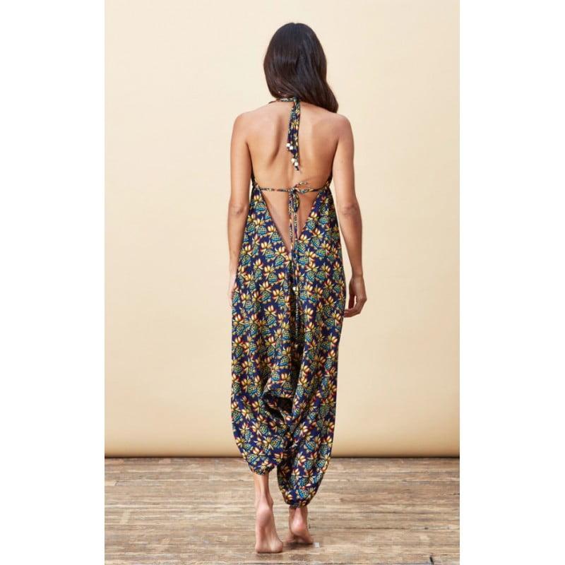 dancing-leopard-jumpsuit-pineapple-print-2
